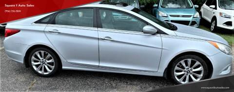 2012 Hyundai Sonata for sale at Square 1 Auto Sales - Commerce in Commerce GA