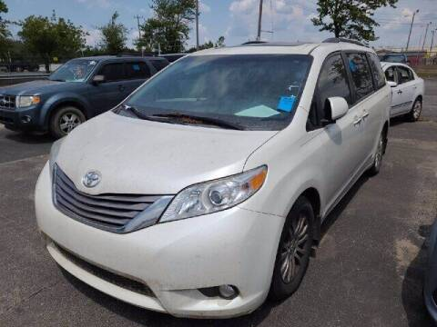 2015 Toyota Sienna for sale at Hickory Used Car Superstore in Hickory NC