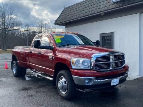 2008 Dodge Ram Pickup 3500 for sale at Vantage Auto Group in Tinton Falls NJ