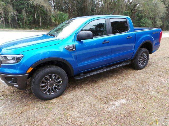 2021 Ford Ranger for sale at TIMBERLAND FORD in Perry FL