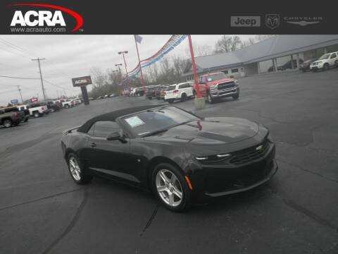 2019 Chevrolet Camaro for sale at BuyRight Auto in Greensburg IN