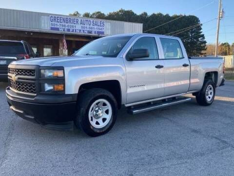 2014 Chevrolet Silverado 1500 for sale at Greenbrier Auto Sales in Greenbrier AR