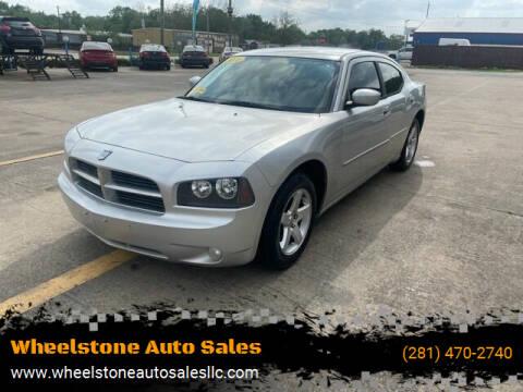 2010 Dodge Charger for sale at Wheelstone Auto Sales in La Porte TX