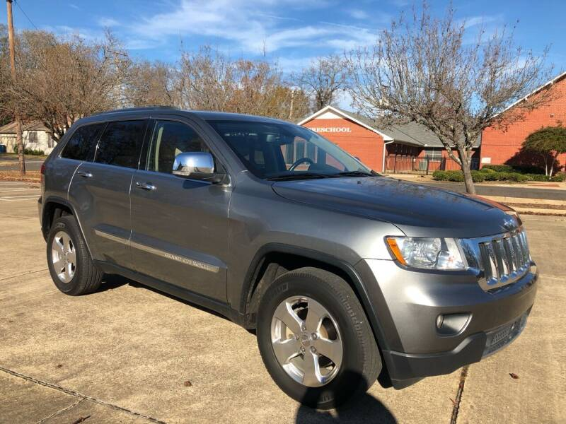 2013 Jeep Grand Cherokee for sale at BLANCHARD AUTO SALES in Shreveport LA