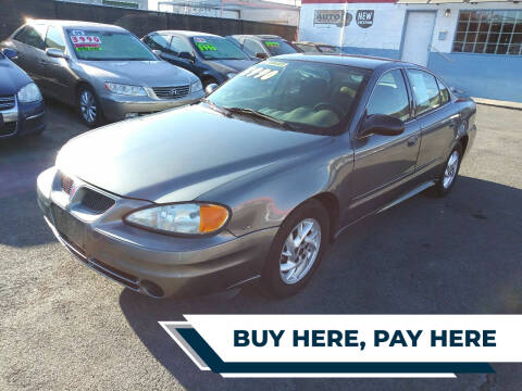 2005 Pontiac Grand Am for sale at Speedway Auto Sales in Yakima WA