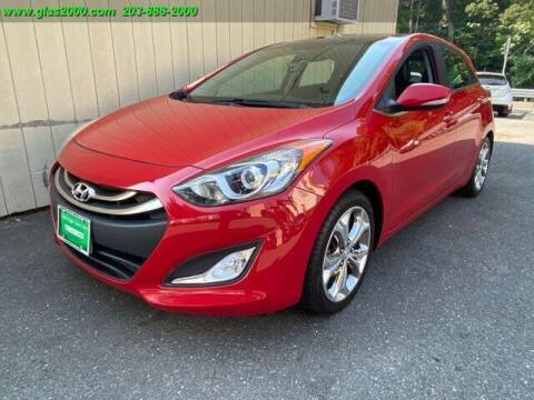 2013 Hyundai Elantra GT for sale at Green Light Auto Sales LLC in Bethany CT