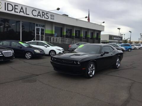 2015 Dodge Challenger for sale at Ideal Cars in Mesa AZ