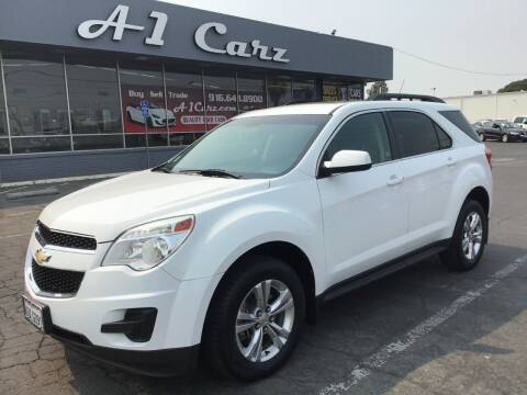 2011 Chevrolet Equinox for sale at A1 Carz, Inc in Sacramento CA