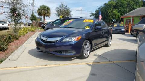 2014 Acura ILX for sale at GP Auto Connection Group in Haines City FL