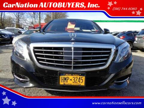 2014 Mercedes-Benz S-Class for sale at CarNation AUTOBUYERS, Inc. in Rockville Centre NY