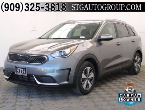 2018 Kia Niro for sale at STG Auto Group in Montclair CA