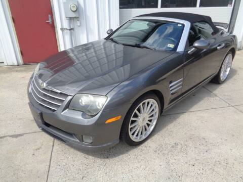 2005 Chrysler Crossfire SRT-6 for sale at Lewin Yount Auto Sales in Winchester VA