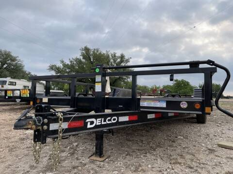 "2021 DELCO  - Drive over Fender 102"" for sale at LJD Sales in Lampasas TX"