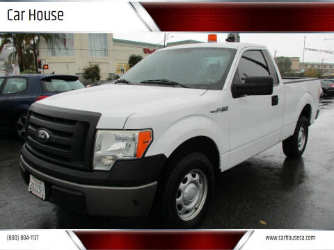 2012 Ford F-150 for sale at Car House in San Mateo CA