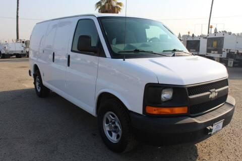 2005 Chevrolet Express Cargo for sale at Kingsburg Truck Center in Kingsburg CA