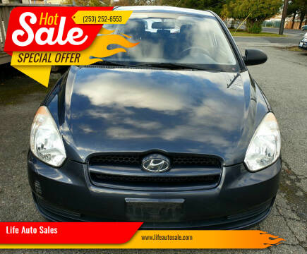 2007 Hyundai Accent for sale at Life Auto Sales in Tacoma WA