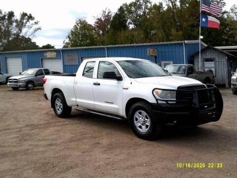 2013 Toyota Tundra for sale at Tom Boyd Motors in Texarkana TX
