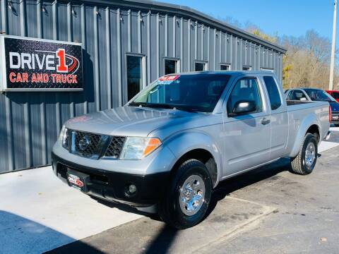 2006 Nissan Frontier for sale at Drive 1 Car & Truck in Springfield OH