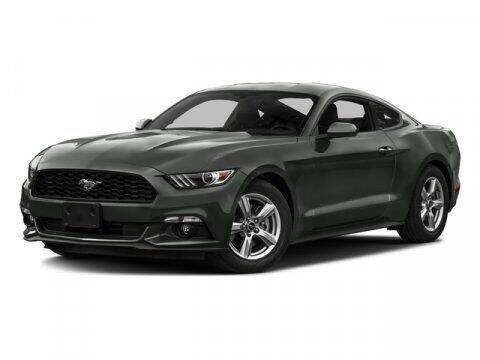 2016 Ford Mustang for sale at HILAND TOYOTA in Moline IL