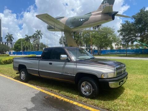 1997 Dodge Ram Pickup 2500 for sale at BIG BOY DIESELS in Fort Lauderdale FL