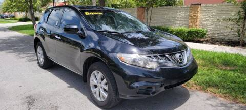 2011 Nissan Murano for sale at USA BUSINESS SOLUTIONS GROUP in Davie FL
