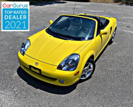 2003 Toyota MR2 Spyder for sale at Brothers Auto Sales of Conway in Conway SC