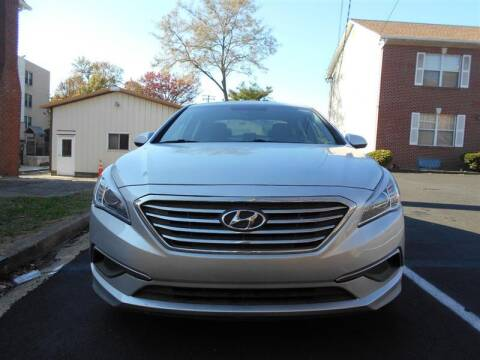 2016 Hyundai Sonata for sale at Arlington Auto Sales Inc in Arlington VA