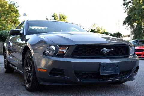 2010 Ford Mustang for sale at Wheel Deal Auto Sales LLC in Norfolk VA