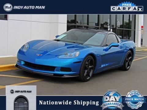 2011 Chevrolet Corvette for sale at INDY AUTO MAN in Indianapolis IN
