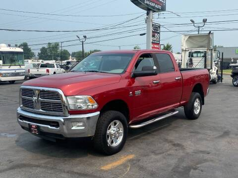 2010 Dodge Ram Pickup 2500 for sale at KAP Auto Sales in Morrisville PA