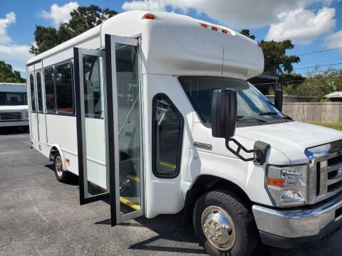 2013 Ford E-Series Chassis for sale at North American Fleet Sales in Largo FL