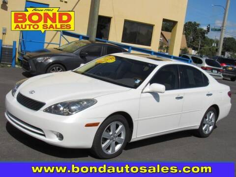 2005 Lexus ES 330 for sale at Bond Auto Sales in St Petersburg FL