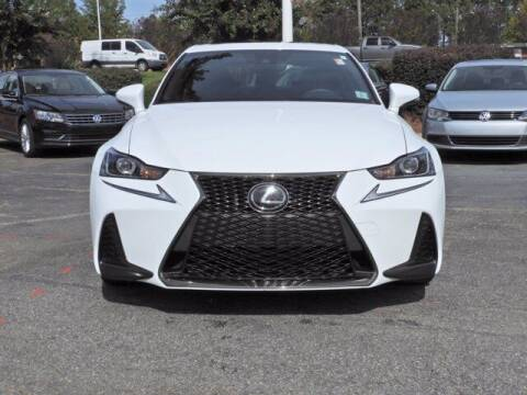 2017 Lexus IS 200t for sale at Auto Finance of Raleigh in Raleigh NC