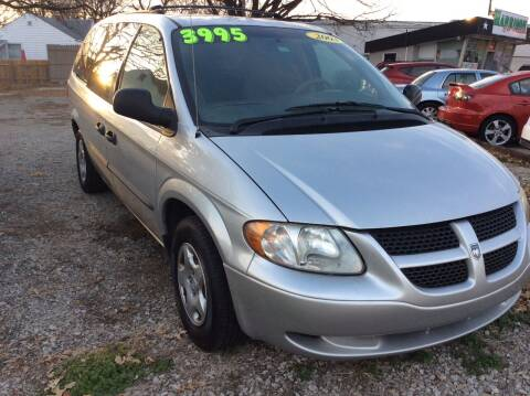 2003 Dodge Grand Caravan for sale at Harrison Family Motors in Topeka KS
