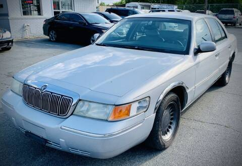 2000 Mercury Grand Marquis for sale at RD Motors, Inc in Charlotte NC
