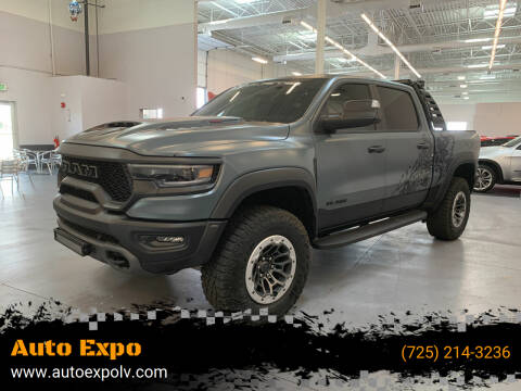 2021 RAM Ram Pickup 1500 for sale at Auto Expo in Las Vegas NV