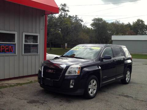2015 GMC Terrain for sale at Midwest Auto & Truck 2 LLC in Mansfield OH