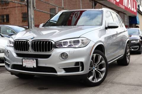 2017 BMW X5 for sale at HILLSIDE AUTO MALL INC in Jamaica NY