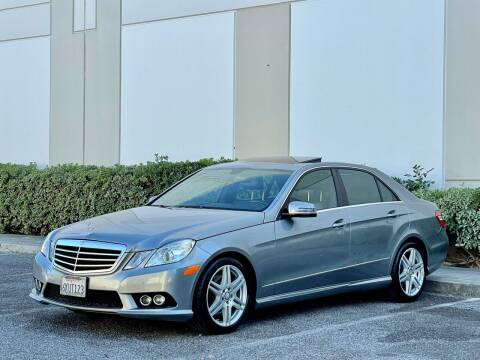 2010 Mercedes-Benz E-Class for sale at Carfornia in San Jose CA