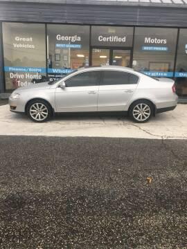 2010 Volkswagen Passat for sale at Georgia Certified Motors in Stockbridge GA