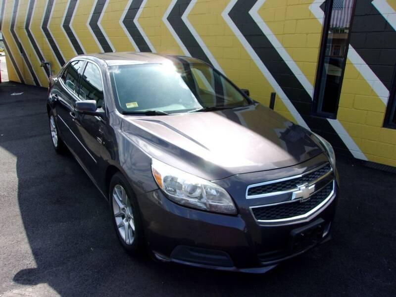2013 Chevrolet Malibu for sale at MIRACLE AUTO SALES in Cranston RI