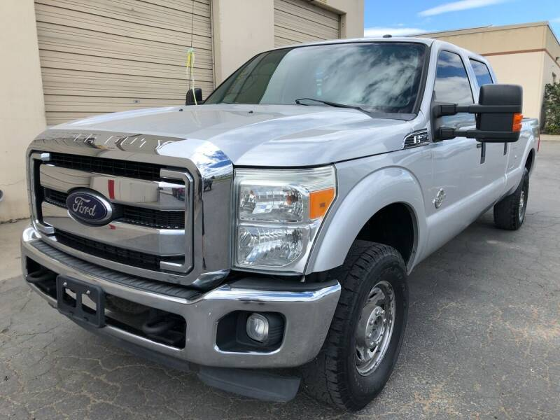2012 Ford F-250 Super Duty for sale at AUTOMOTIVE SOLUTIONS in Salt Lake City UT