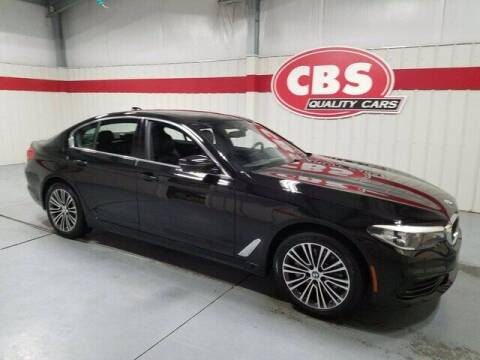 2020 BMW 5 Series for sale at CBS Quality Cars in Durham NC