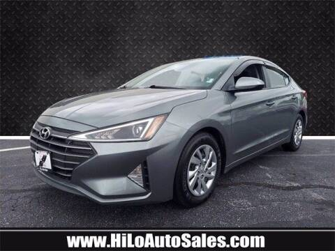2019 Hyundai Elantra for sale at BuyFromAndy.com at Hi Lo Auto Sales in Frederick MD