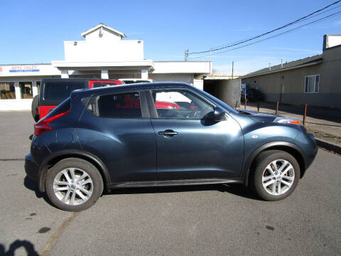 2011 Nissan JUKE for sale at Power Edge Motorsports- Millers Economy Auto in Redmond OR
