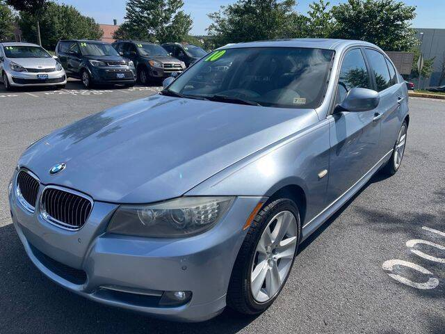 2010 BMW 3 Series for sale at SOUTH AMERICA MOTORS in Sterling VA