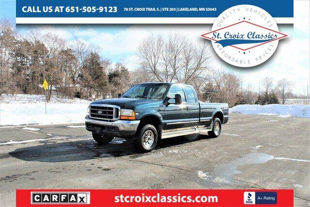 1999 Ford F-250 Super Duty for sale at St. Croix Classics in Lakeland MN
