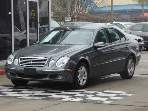 2005 Mercedes-Benz E-Class for sale at Drive Town in Houston TX