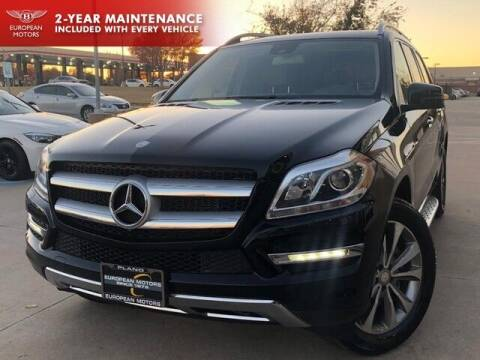2015 Mercedes-Benz GL-Class for sale at European Motors Inc in Plano TX