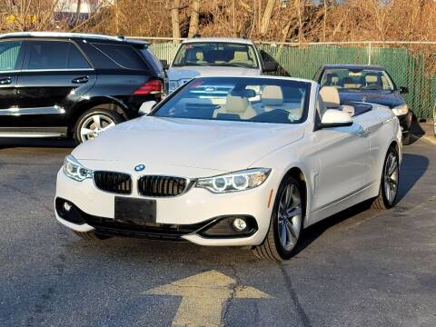 2017 BMW 4 Series for sale at AW Auto & Truck Wholesalers  Inc. in Hasbrouck Heights NJ